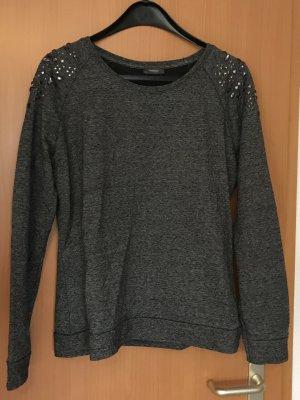 Schönes Sweatshirt mit Steinchen