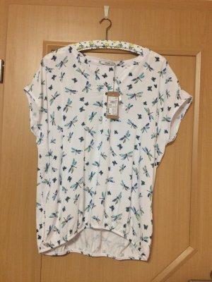 Cecil V-Neck Shirt multicolored