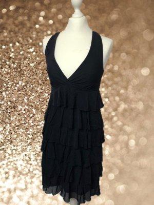 Castro Chiffon Dress black