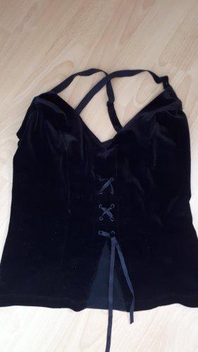 TCM Corsage topje zwart Polyester