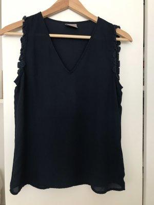 Vero Moda Blouse topje donkerblauw
