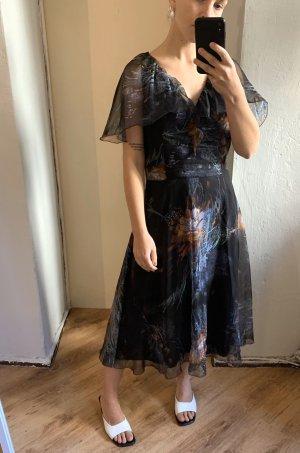 Schönes true vintage Maxi Abend-Dress