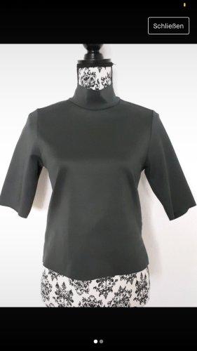 Zara Turtleneck Shirt dark green