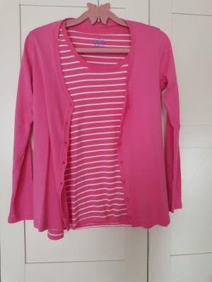 Tchibo / TCM Twin Set tipo suéter white-pink
