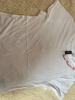 Schönes Weißes T-shirt