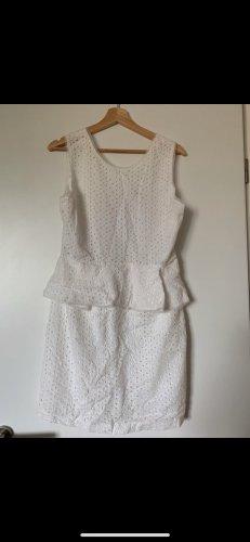 Schößchenkleid weiß Manoukian