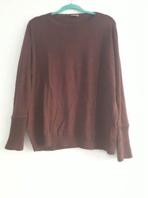 Qiero Fine Knit Jumper brown