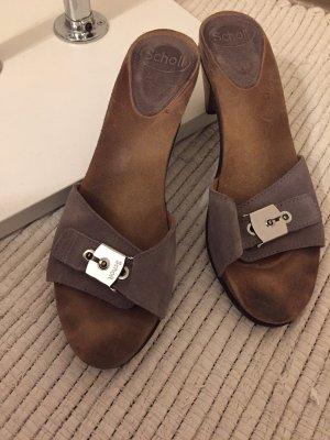 Scholl Sandalen