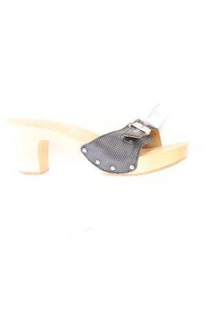 Scholl Sandalen schwarz Größe 38