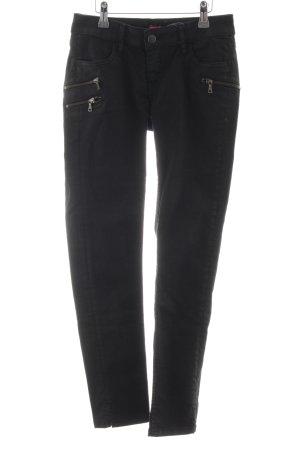 School rag Jeans slim fit nero stile casual