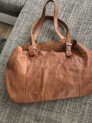 Shopper brun