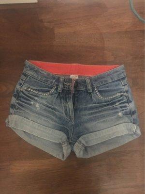 CHEROKEE Denim Shorts azure