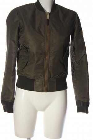 Schott Giacca bomber cachi stile casual