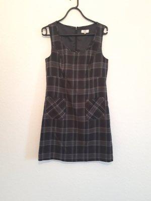 Schottenmuster Kleid