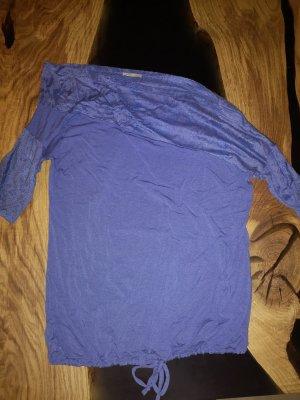 Intimissimi One Shoulder Shirt cornflower blue