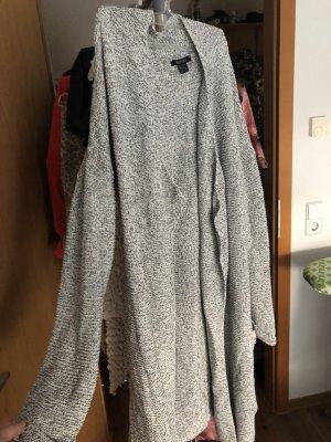 Esmara Gilet tricoté gris clair