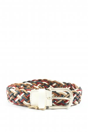 Schuchard & Friese Braided Belt multicolored casual look