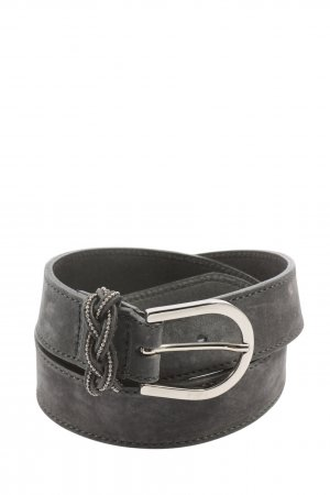 Schuchard & Friese Belt Buckle black-silver-colored casual look
