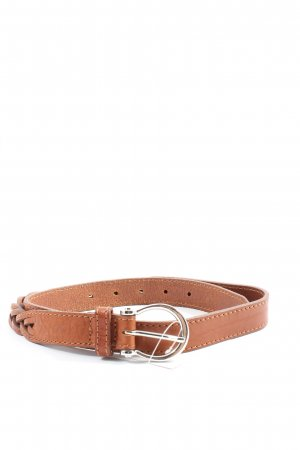 Schuchard & Friese Leather Belt brown business style