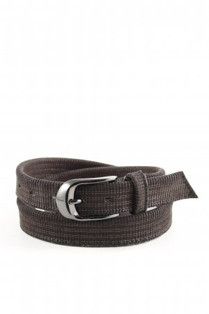 Schuchard & Friese Leather Belt brown casual look