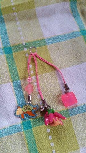 Étui porte-clés multicolore