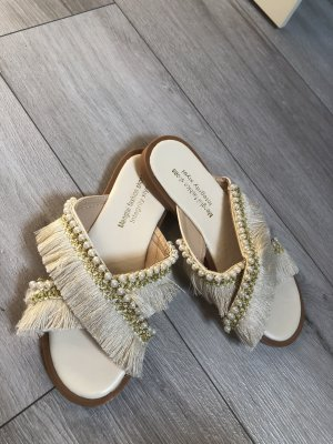 Outdoor sandalen room-goud