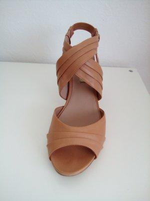 Schuh High Heel Pumps Pied a Terre Nude Hellbraun Gr. 40