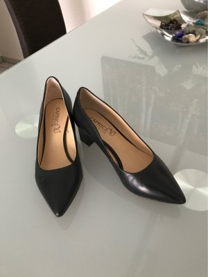 Caprice Classic Court Shoe black