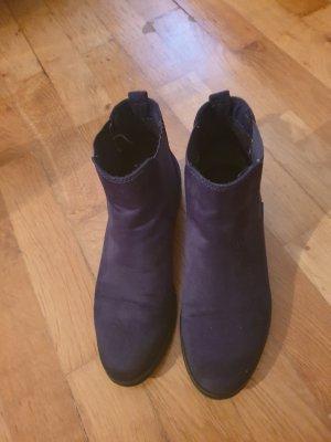 Tamaris Short Boots dark blue