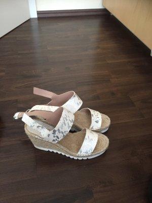 Comfort Sandals white-black