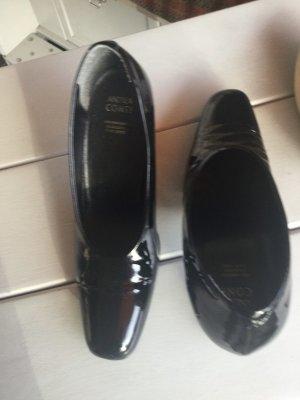 Andrea Conti Escarpins classiques  noir cuir