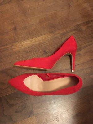 Pimkie Zapatos Budapest rojo
