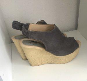 Arizona Plateauzool sandalen grijs