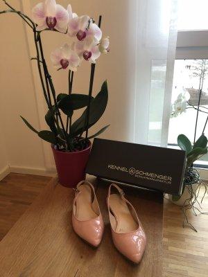 Kennel und Schmenger Slingback Pumps light pink