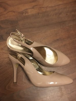 Zapatos Budapest beige