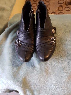 Schuhe 38 leder neu