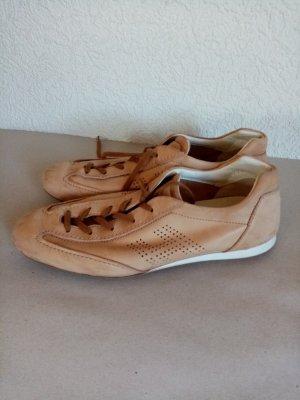 Hogan Lace Shoes light brown