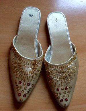 Schuhe 41 Sommer Vintage Neu ungetragen