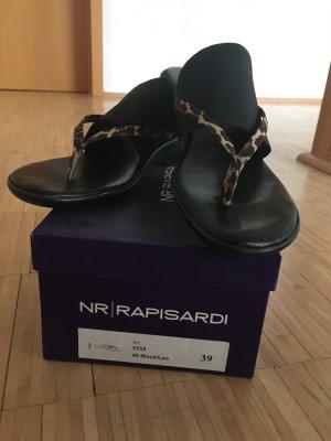 Sandały japonki Wielokolorowy Elastan
