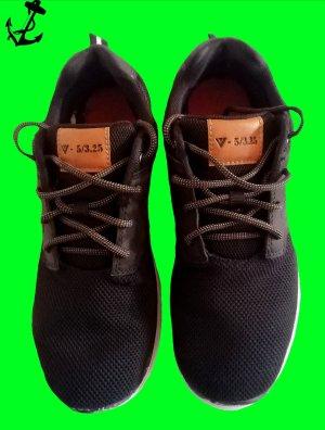 Venice Sneaker alta nero