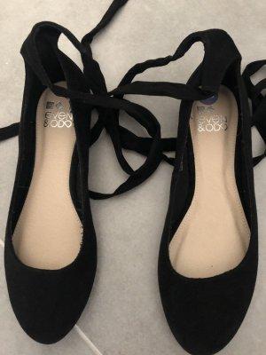 Even & Odd Ballerina zwart
