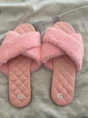 Sandalo outdoor rosa chiaro
