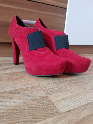 holly's Mules black-brick red