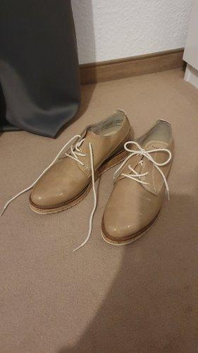 Marco Tozzi Chaussure Oxford multicolore tissu mixte