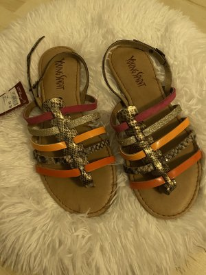 Young Spirit Roman Sandals multicolored