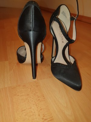-8- Venice High Heels black