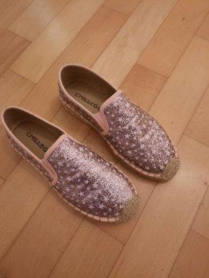 Espadrille Sandals light pink