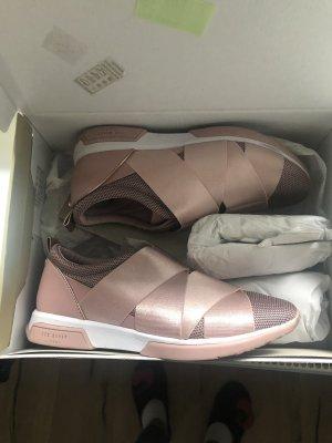 Ted baker Slip-on Sneakers rose-gold-coloured