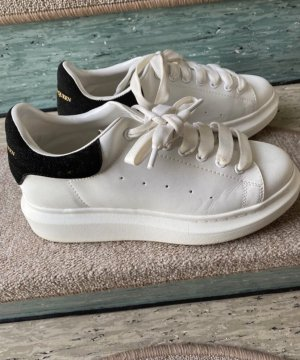Heel Sneakers white-black