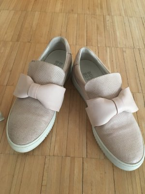 Bullboxer Sneakers dusky pink leather